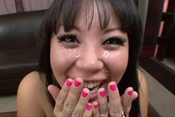 Ázsiai szexvideók - mosolygós szopás